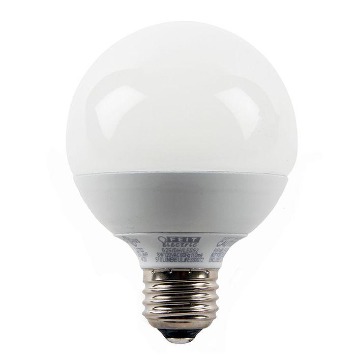 40w Eq Soft White Globe Led Bulb