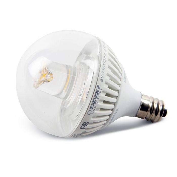 40w Eq Soft White Mini Globe Led Bulb With Small Base