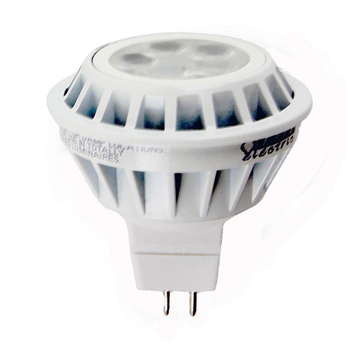 50w Eq Spot White Mini Spot Light Mr16 Led Bulb With Bi Pin Base