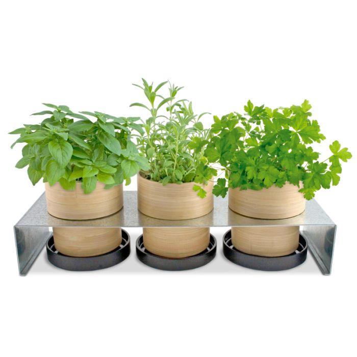 Display Rack For Bamboo Grow Pots Climatestore