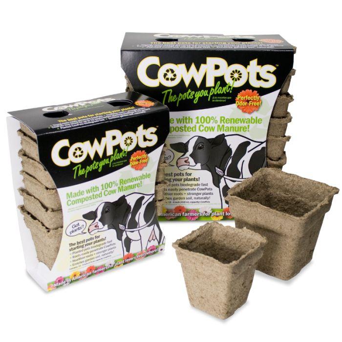 Cowpots 12Pots//Pack