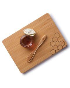 Honeycomb 'Cutting Edge' Bamboo Cutting Board