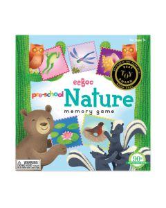 Pre-School Nature Memory Game