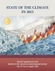 AMS State of the Climate Report - 2015